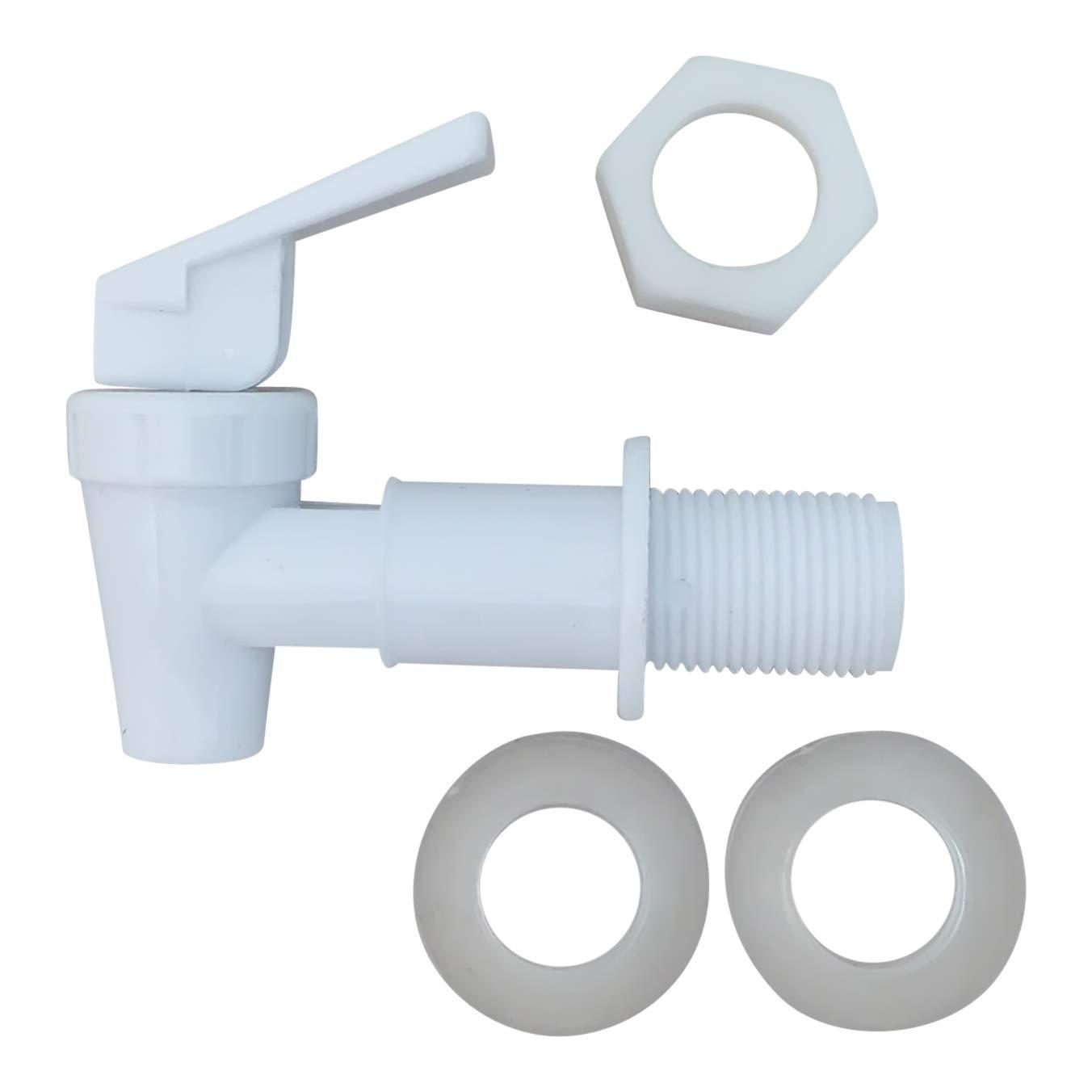 Madol repuesto dispensador de agua de grifo - -Blanco macho (1/2 ...