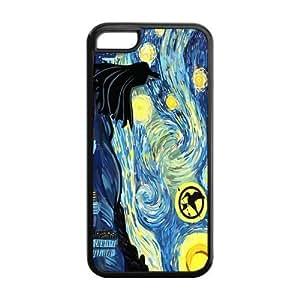 XiFu*MeiCustomize Hunger Games Apple Case Suitable for iphone5C JN5C-1427XiFu*Mei