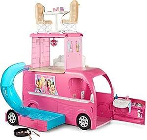 Barbie Pop-Up Camper Vehicle (Amazon Exclusive)
