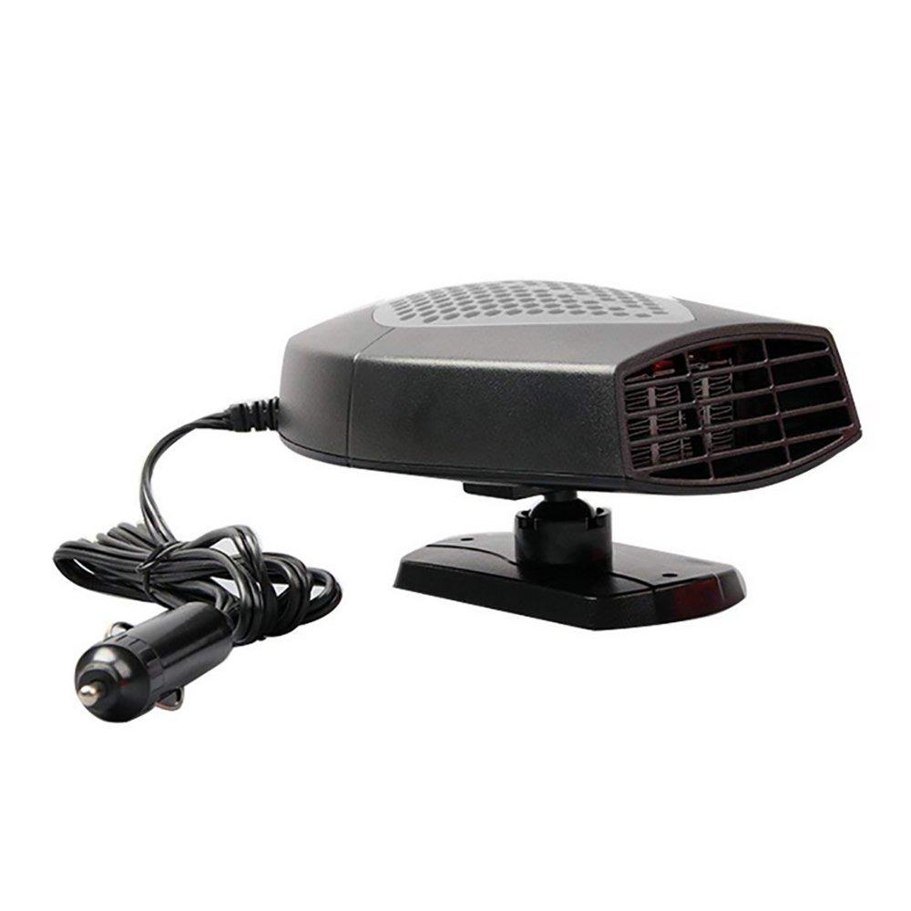 Portable Winter Car Heater 2 In1 Auto Car Van Heater Defroster Cool Fan 12 Volt 150W Winter Windscreen Window Demister Car fan