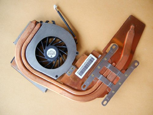 New IBM Lenovo Z61T Fan Heatsink MCF-C11AM05 Comes with Free Thermal Paste