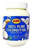 100% PURE KTC Coconut Multipurpose Oil Jar 500ml – Used for Cooking (Edible Oil), Hair Oil, Body (Skin Care) Moisturiser Review