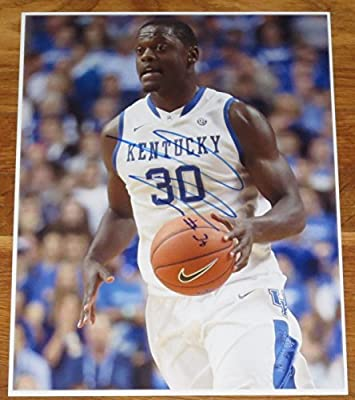 Julius Randle Signed 11x14 Photo Kentucky Wildcats Ncaa Autograph Proof Coa C