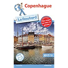 COPENHAGUE 2017-2018 + PLAN DE VILLE