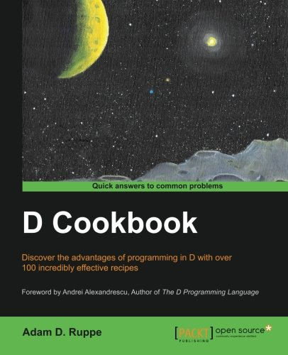 D Cookbook by Packt Publishing - ebooks Account