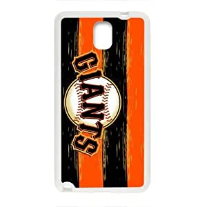 Baseball Giants Cell Phone Case for Samsung Galaxy Note3