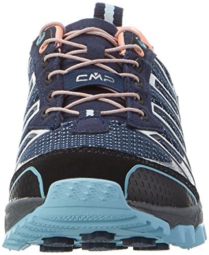 Fluo Femme Bleu 54ae Chaussures B CMP de peach blue cristal Trail Atlas 6gnqH