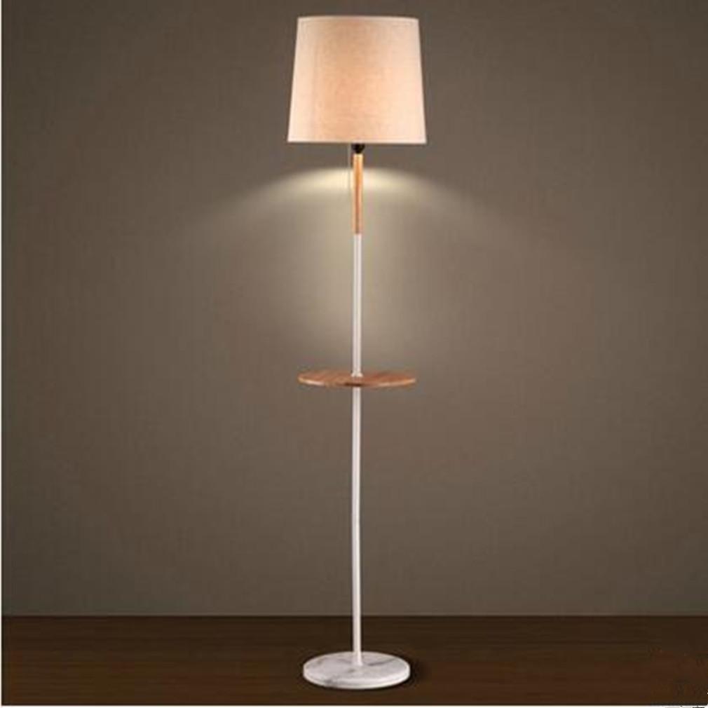 Amerikanischer Art-kreativer Speicher-Behälter Stehlampe Wohnzimmer-Schlafzimmer Büro-Studio-Studie Hotel-Galerie-Leselampe