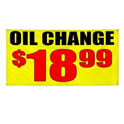 oil change prices near me