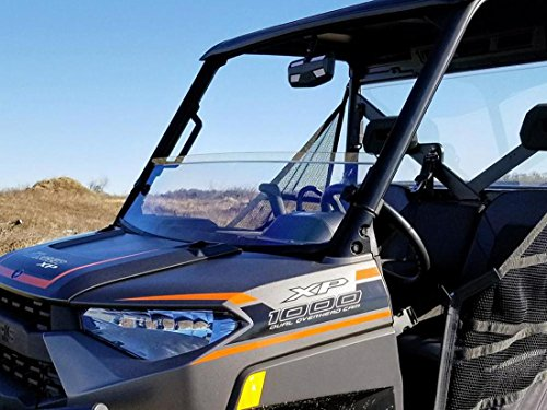 - Polaris Ranger XP 570/900/1000 Short Windshield By Spike