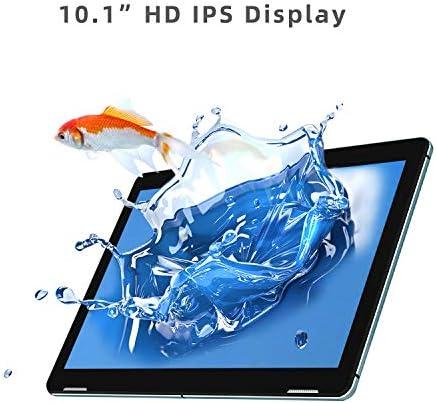 Tablet 10 Inch Android 10.0 – WINNOVO TS10 Quad Core Processor 2GB RAM 32GB ROM HD IPS Display 8MP Rear Camera WiFi GPS FM Google Verified (Blue) 51SXijGihTL