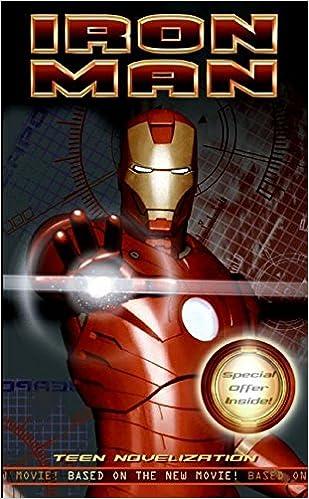 Amazon com: Iron Man: Teen Novelization (9780060821982): Dan