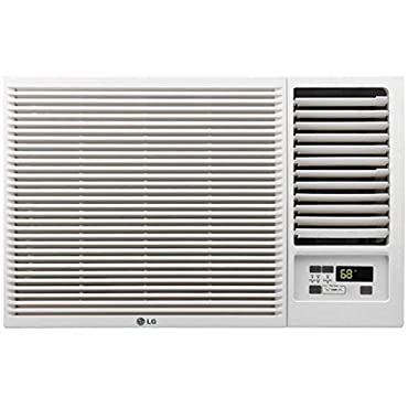 LG LW8016HR 8,000 BTU Window Air Conditioner with Heat