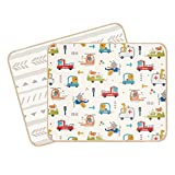 Yingui Baby Play Mat Baby Care XPE Playmat Foam Floor Slip Extra Large Foam Reversible Waterproof Portable Double Sides Kids Baby Toddler Outdoor Or Indoor Use Non Toxic1801501cm) (Color : Aircraft)
