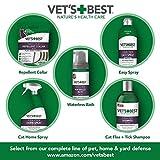 Vet's Best Flea and Tick Waterless Bath Foam for