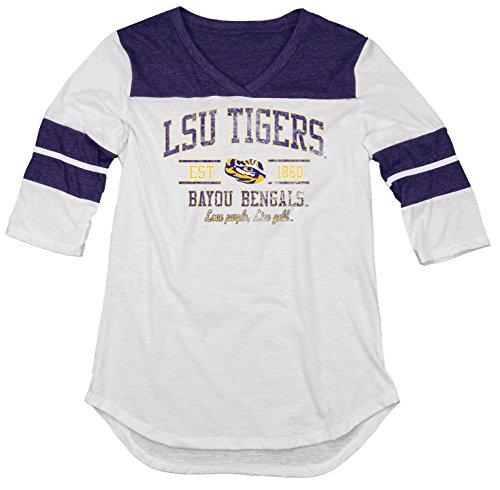 Lsu Ladies T-shirt - 4