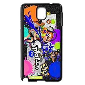 Samsung Galaxy Note 3 Cell Phone Case Black_Splatoon_013 Zflzn