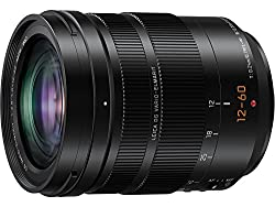 Panasonic Lumix G Leica Dg Vario-elmarit Professional Lens, 12-60mm, F2.8-4.0 Asph., Mirrorless Micro Four Thirds, Power O.i.s., H-es12060 (Usa Black)