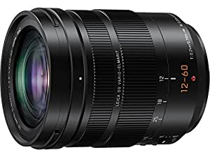 PANASONIC LUMIX G Leica DG Vario-ELMARIT Professional Lens, 12-60MM, F2.8-4.0 ASPH, MIRRORLESS Micro Four Thirds, Power O.I.S, H-ES12060 (USA Black)