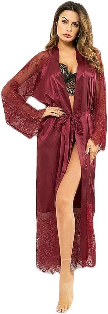 ITLOTL Women Silk Lace...