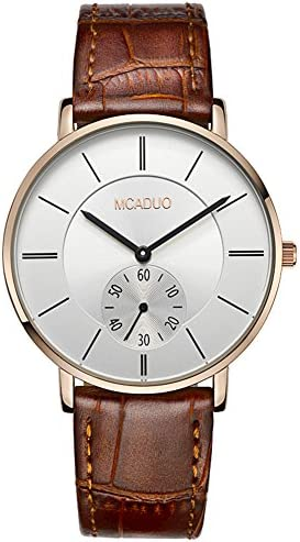 Slim Montre Homme/Simples Casual Montres/ Mode Hommes Watch-A