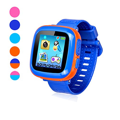 Smart Game Child Watch Touch Screen Camera Pedometer Timer A
