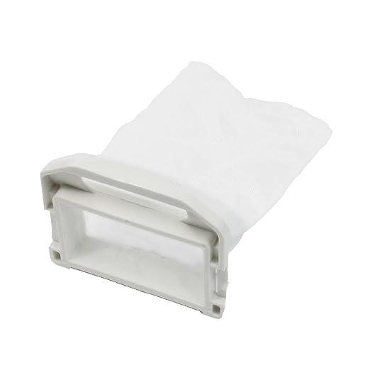 Nylon blanco Netty Meshy filtro para lavadora Jinling