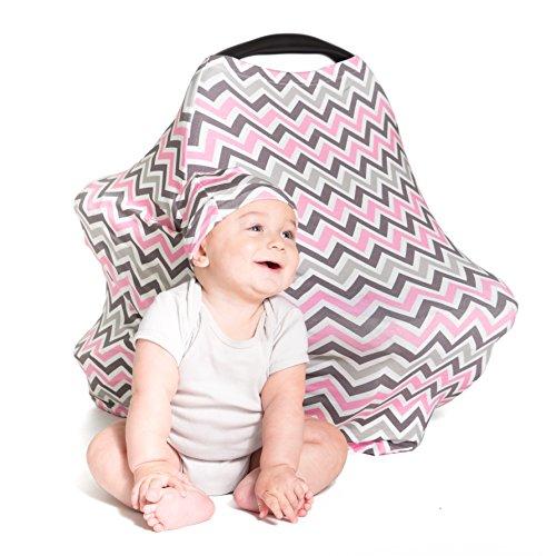 car seat cover chevron - 7