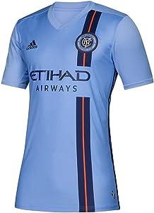 adidas Men's New York City FC Replica Jersey 2019 Home Kit