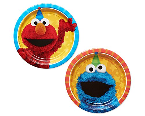 Ameri (Cookie Monster Party Supplies)