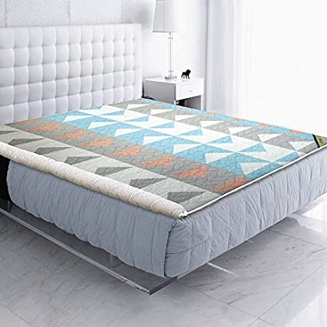 Vivace Smarton Sweet Dreams Hypoallergenic Electromagnetic Wave Safe Heating Mattress Pad Twin XL