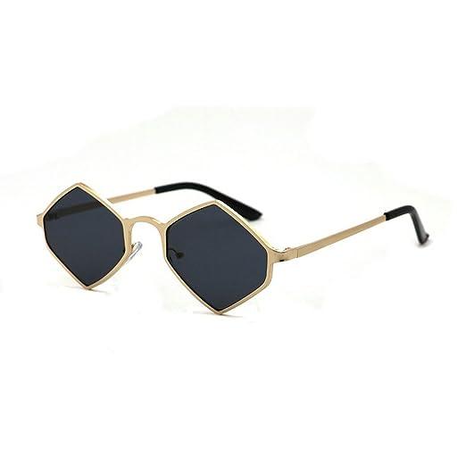 4694b8517 MINCL/Fashion Vintage Square Sunglasses Womens Mens 2018 Hot Sale Small  Frame Glasses UV400 (