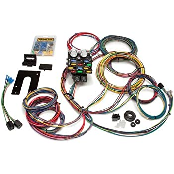 race car wiring harness painless 50003 race car wiring harness painless 50003 universal amazon.com: painless 50003 12 circuit wiring harness with ...