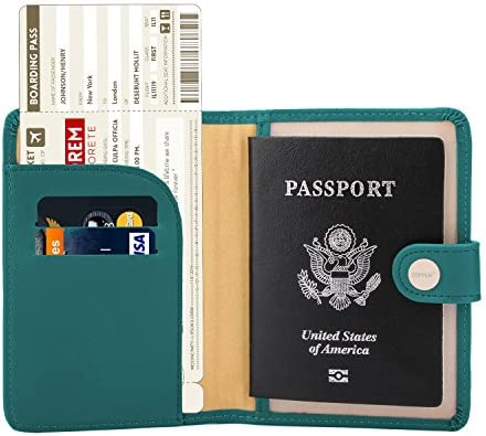 Zoppen Blocking Travel Passport Holder product image