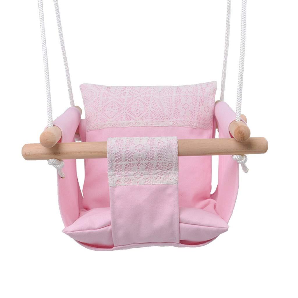 B PIAOLING Baby Schaukel Schaukel Kinderschaukel Indoor Home Baby Outdoor Tuch Schaukel (color   C)