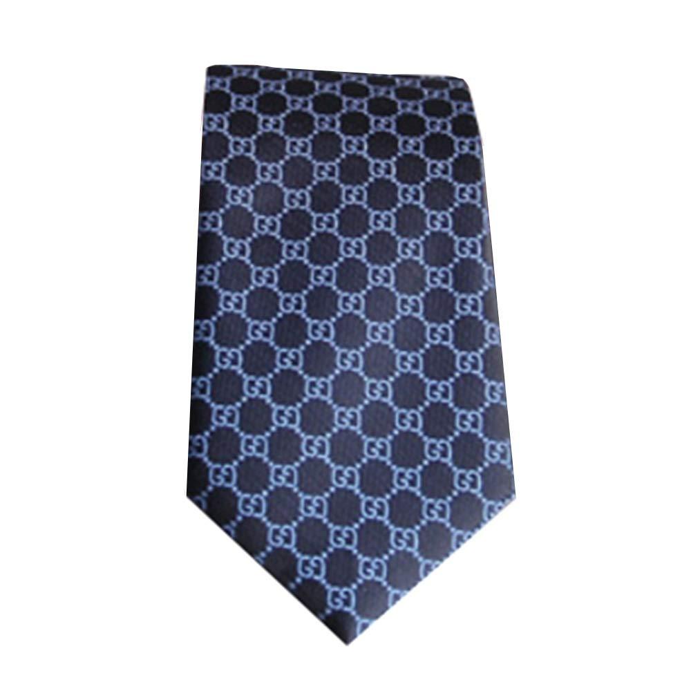 Fgregt - Corbata de Seda con diseño de Cabeza a Hebilla, tamaño ...