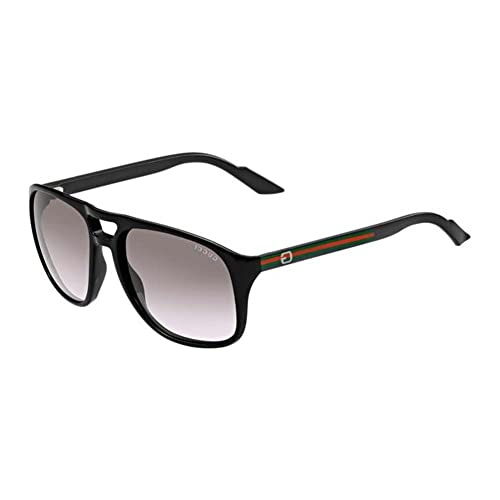 Amazon.com  Gucci Women s GCC1018S Sunglasses, Shiny Black  Gucci  Shoes 04a3400822