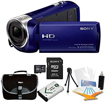 72 LED Array Lamp Digital Photo /& Video LED Light Kit Sony HDR-CX240B Camcorder Lighting 5600K Color Temperature
