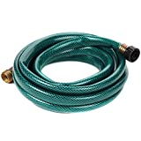 Trenton Gifts 15' Heavy Duty Leader Hose | Ideal For Use With A Faucet Extender