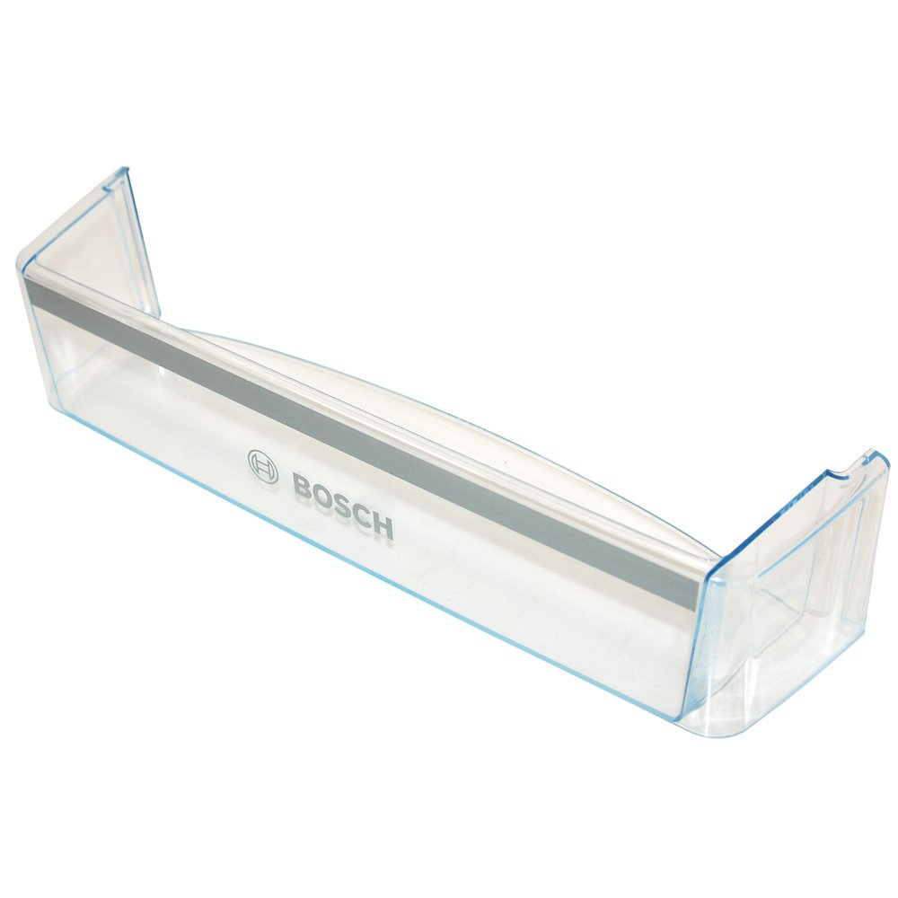 Bosch 53-BS-90 Fridge Freezer Lower Bottle Shelf 100 x 490 x 120mm Maddocks