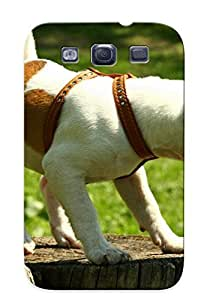 Ellent Design Animal Jack Russell Terrier Phone Case For Galaxy S3 Premium Tpu Case For Thanksgiving Day's Gift