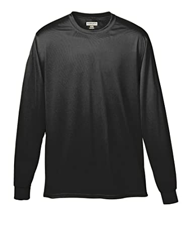 Amazon.com: Augusta Sportswear Wicking Long Sleeve T-Shirt: Clothing