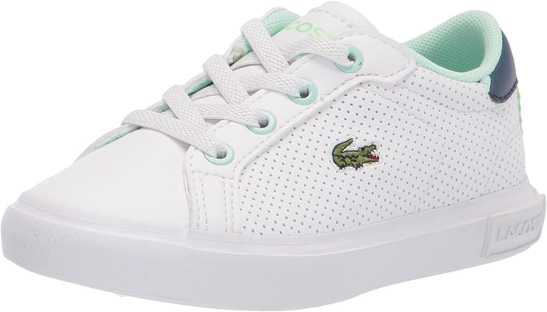 Lacoste Unisex-Child Store Kid's Sneakers Powercourt Oklahoma City Mall