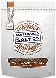 Alderwood Smoked Sea Salt - 5 oz. Fine Grain