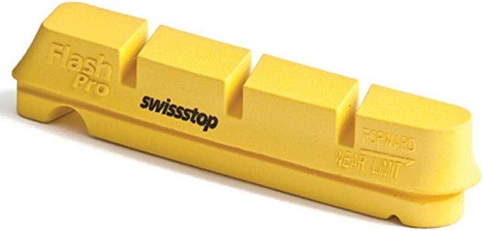 4 Zapatas Freno Carretera Swisstop Flash Pro Compatible Shimano ...