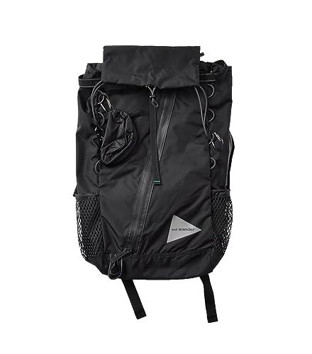 "ee44db704f9b (アンドワンダー)and wander コーデュラナイロン防水バックパック30L""30L backpack"""