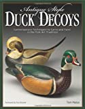 Antique-Style Duck Decoys, Tom Matus, 1565232984