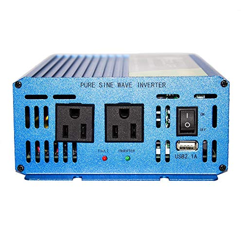 Pure sign wave inverters