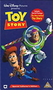 Toy Story (Special Col...A Christmas Story Vhs 1996