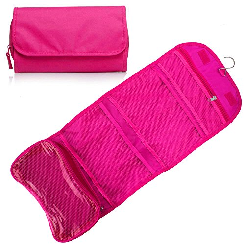 Review Hanging Toiletry Bag Cosmetic